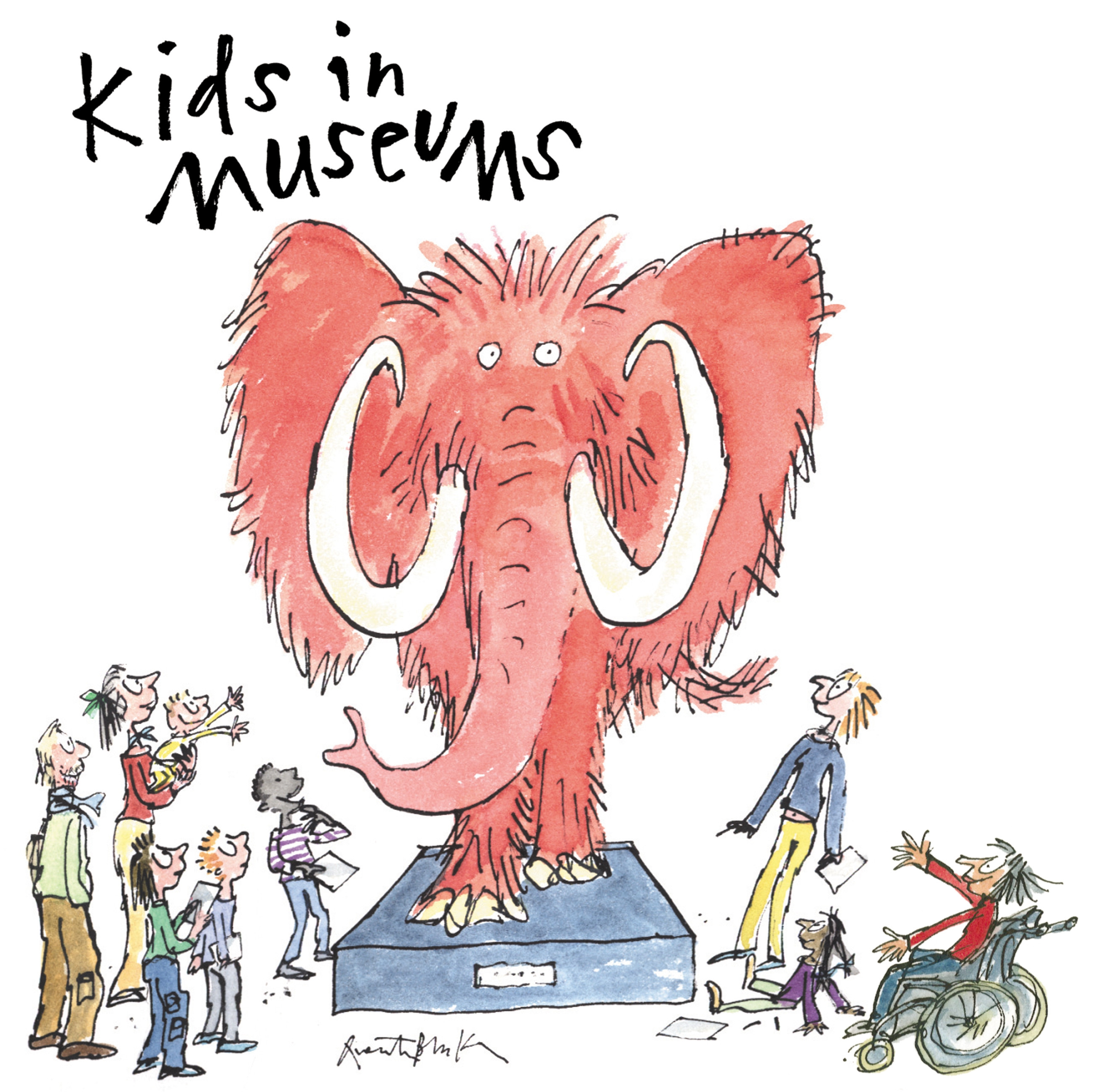 Kids in Museums