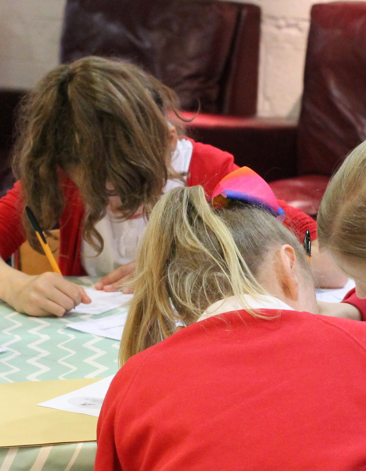 Question: Could arts-based pedagogy improve curriculum engagement for looked after children?